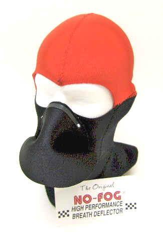NO-FOG Mask NO FOG Model Fog-Free Helmet Breath Deflector Mask